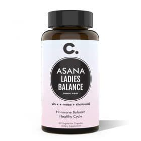 Asana LadiesBalance Healthy Cycle Original Herbal Blend