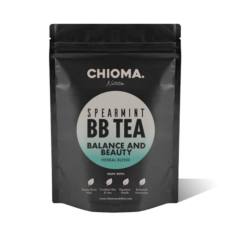Spearmint BB Tea Hormone Balance Anti-Androgen